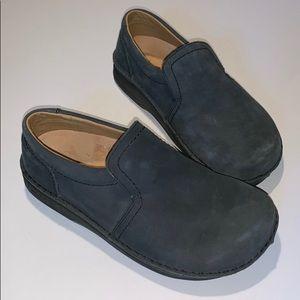 Birkenstock Suede Slip On Shoes 36 6